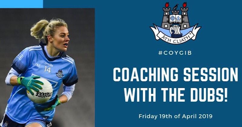 Club Coaching Session with the Dubs