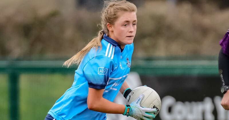 Dublin Minors End Leinster U18 Championship On A High Against Offaly