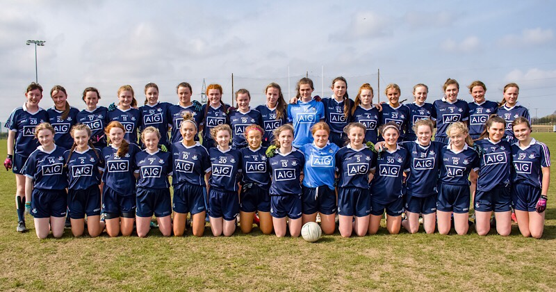 Dublin Into Knockout Stages Of Leinster U16 Football Championship