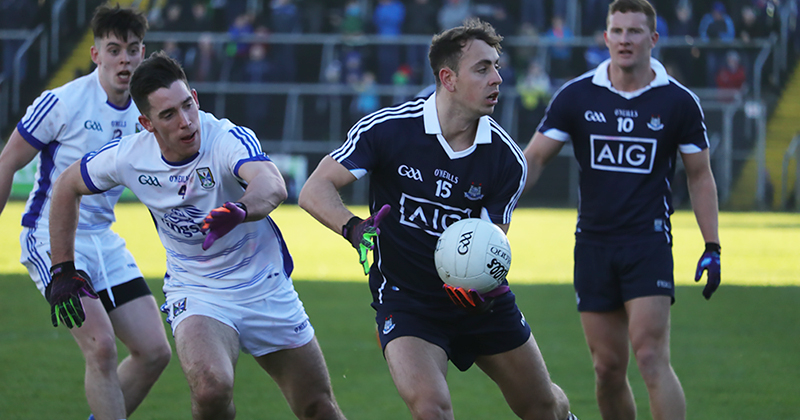 Cormac Costello against Cavan in 2017