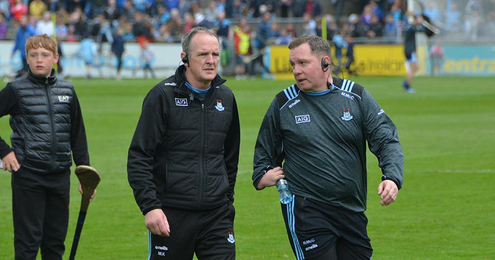 Sean Moran - Dublin v Wexford