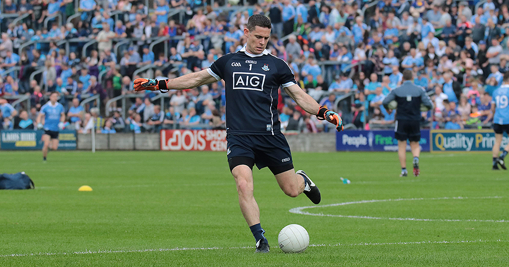 Leinster Senior Football - Dublin v Louth