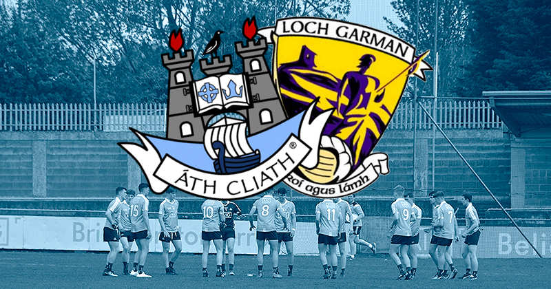 Leinster Minor Football Championship - Dublin v Wexford