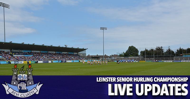Leinster Senior Hurling Championship - Dublin v Wexford