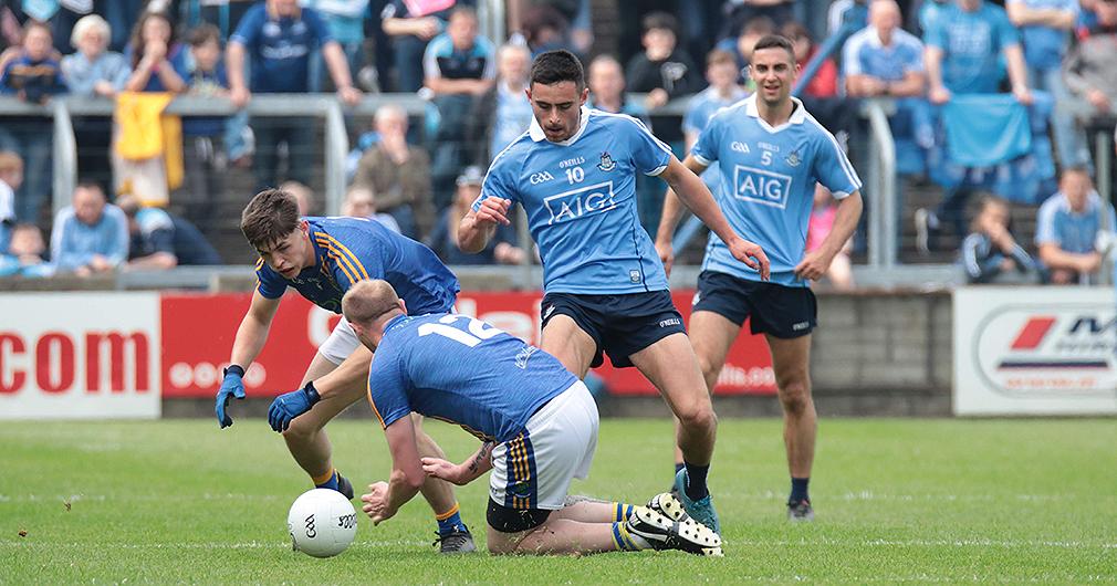 Leinster Championship - Dublin v Wicklow 2018