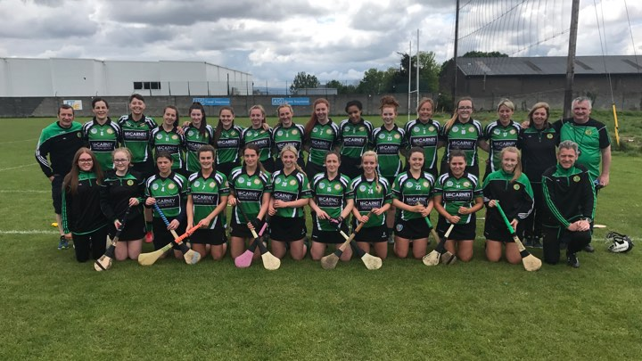 Senior Camogie League - Erins Isle Inter 2