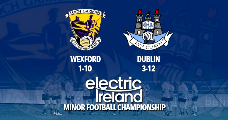 Dublin Minor Footballers - Leinster Championship