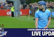 Leinster Senior Hurling Championship - Dublin v Carlow
