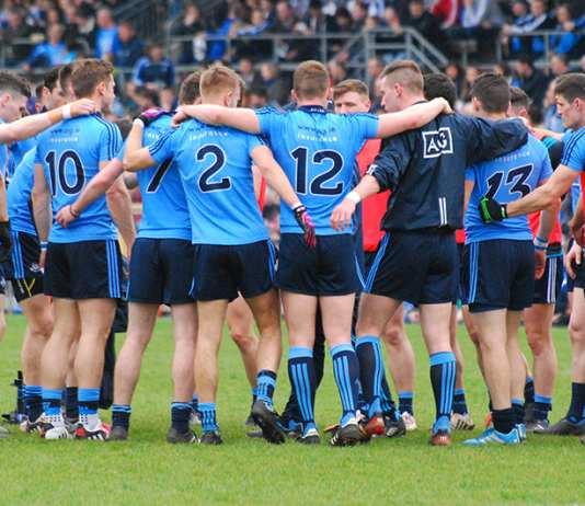 Leinster Senior Football Semi Final 2015