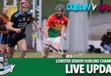 Leinster Senior Hurling Championship Live Updates