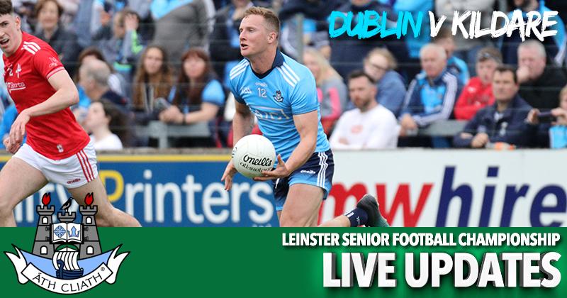 Leinster Senior Football Championship - Dublin v Kildare