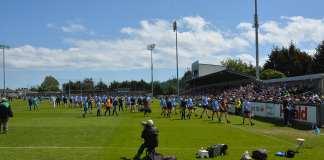 Leinster U20 Hurling Championship - Dublin v Offaly