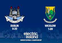 Minor Footballers - Dublin v Wicklow