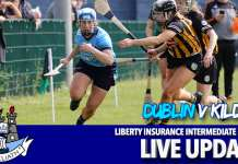 Liberty Insurance Intermediate Camogie Live Updates