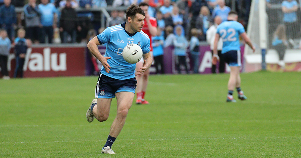 Kevin McManamon - Dublin Senior Football