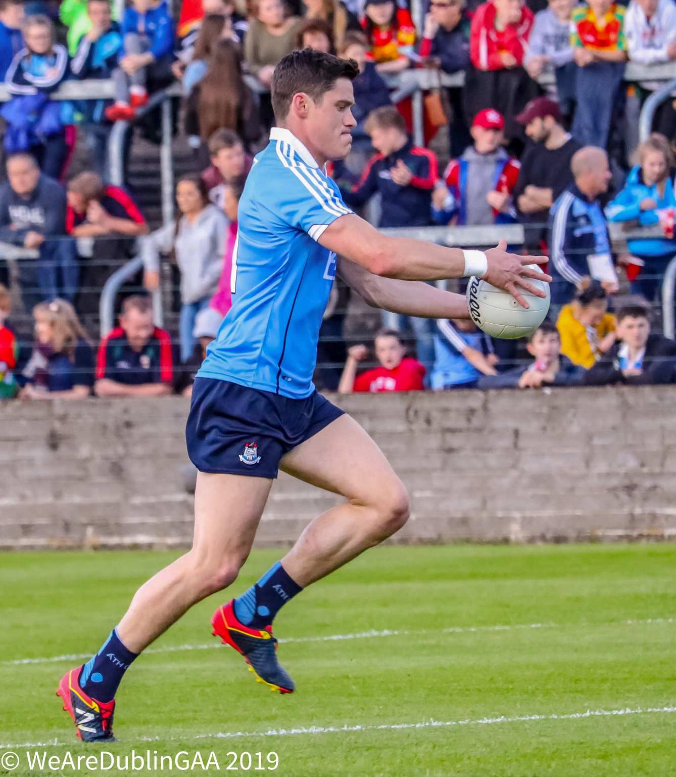 Dublin footballer Diarmuid Connolly who's decision to return to America for the summer could mean the end of his Dublin career