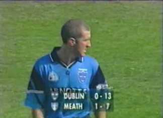 Dublin v Meath - Leinster Senior Football Final 1995