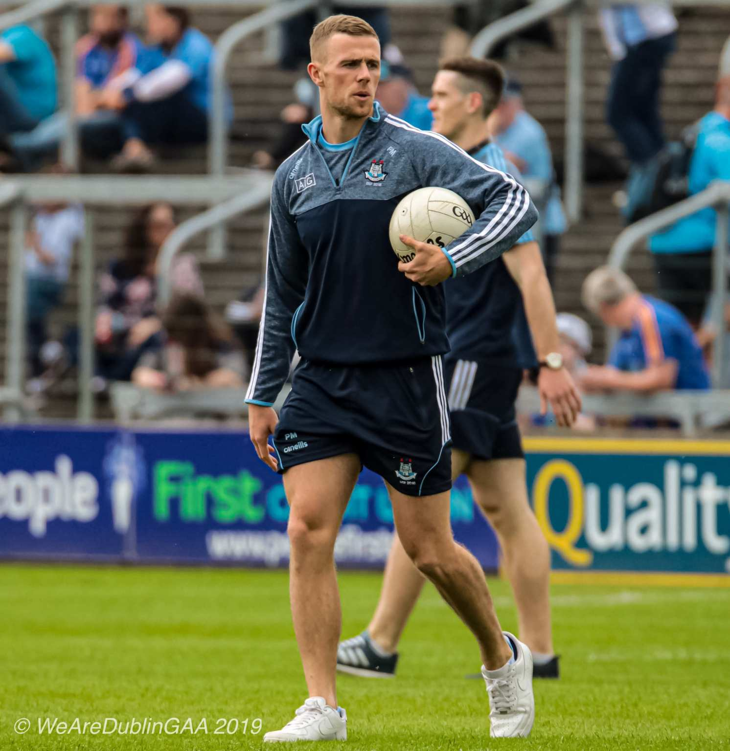 Dublin footballer Paul Mannion who had his proposed one game ban overturned by the CHC last night.