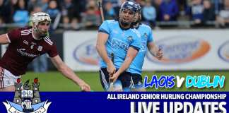 All Ireland Senior Hurling Championship - Live Updates