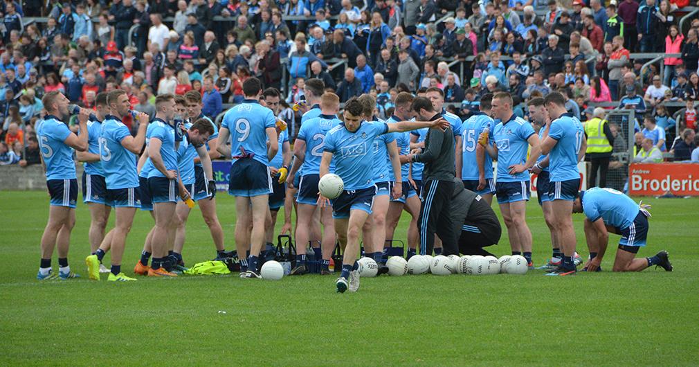Darran O Sullivan - Dublin Kerry and Donegal