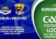 Leinster Semi Final