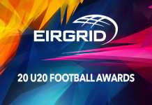 Eirgrid 20 U20 Awards