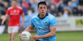 Brian Howard - Dublin Senior Football