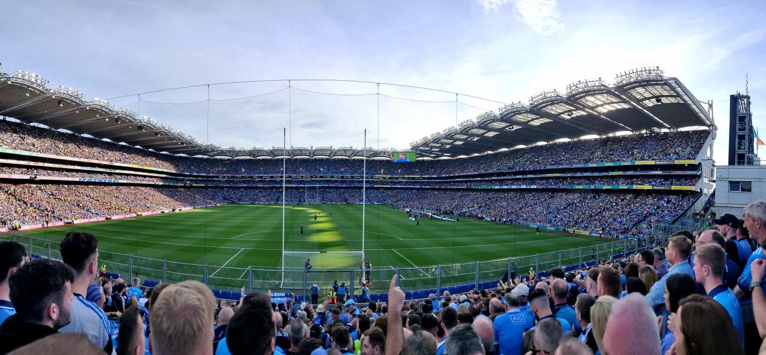 Five In A Row - Dublin are All Ireland Champions