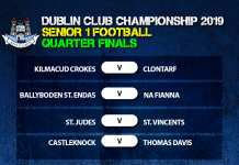 Senior 1 Football Championship Quarter Finals