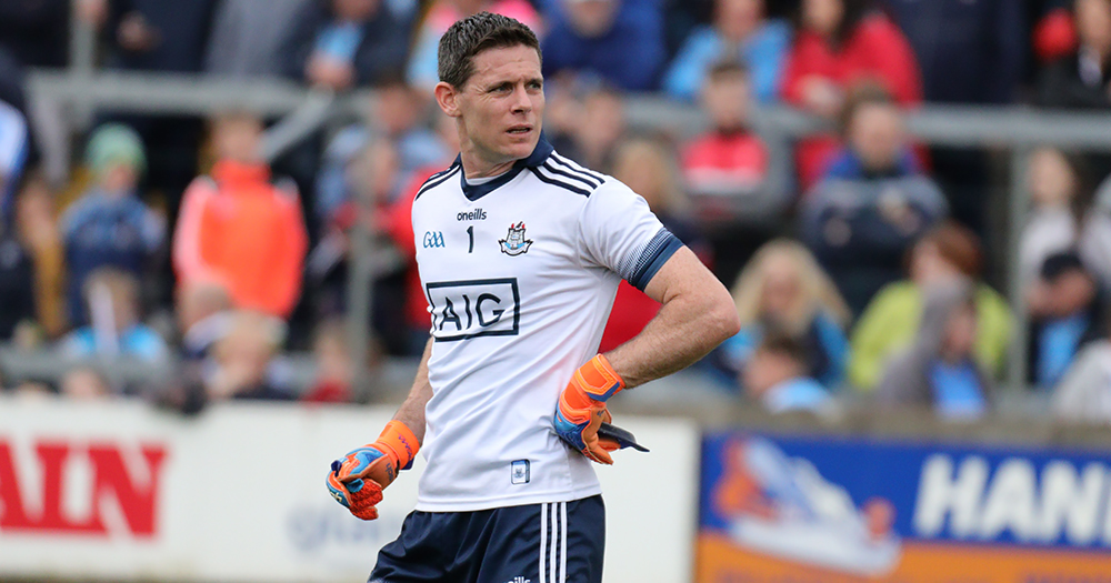 All Ireland Final Replay - Stephen Cluxton