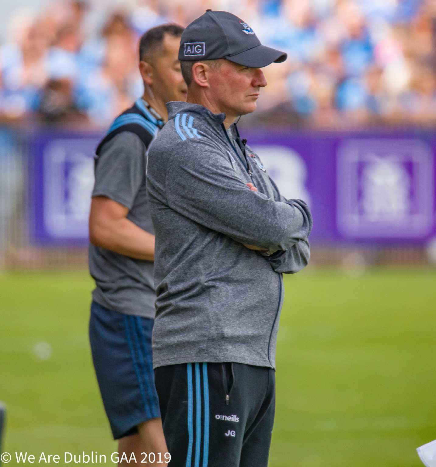 Dublin manger Jim Gavin who will have some big decisions to make ahead of the All Ireland final replay against Kerry.