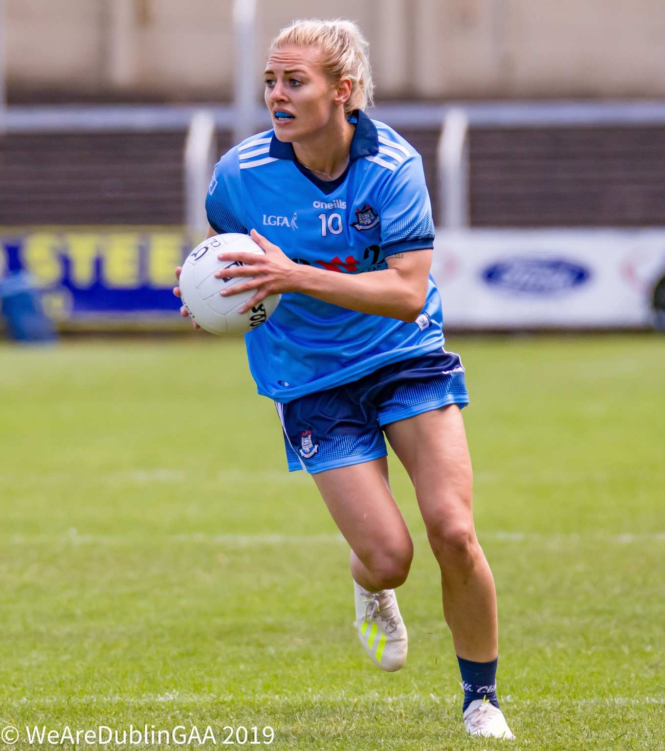 Dublin's Nicole Owens expects to be back playing in time for next seasons championship campaign.