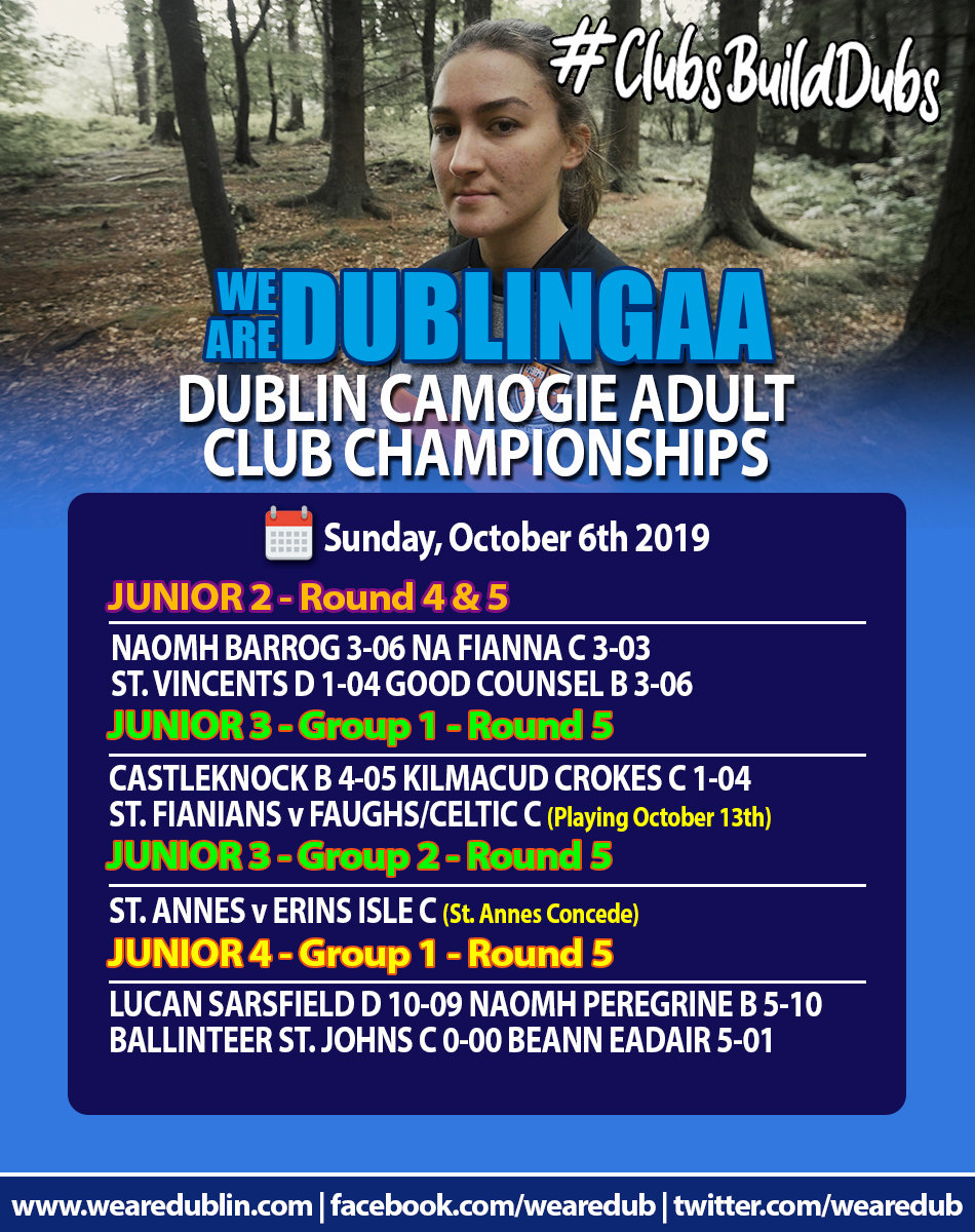 Adult Club Championships - Junior 2, 3 and 4