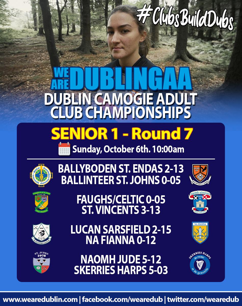 Adult Club Championships - Senior 1