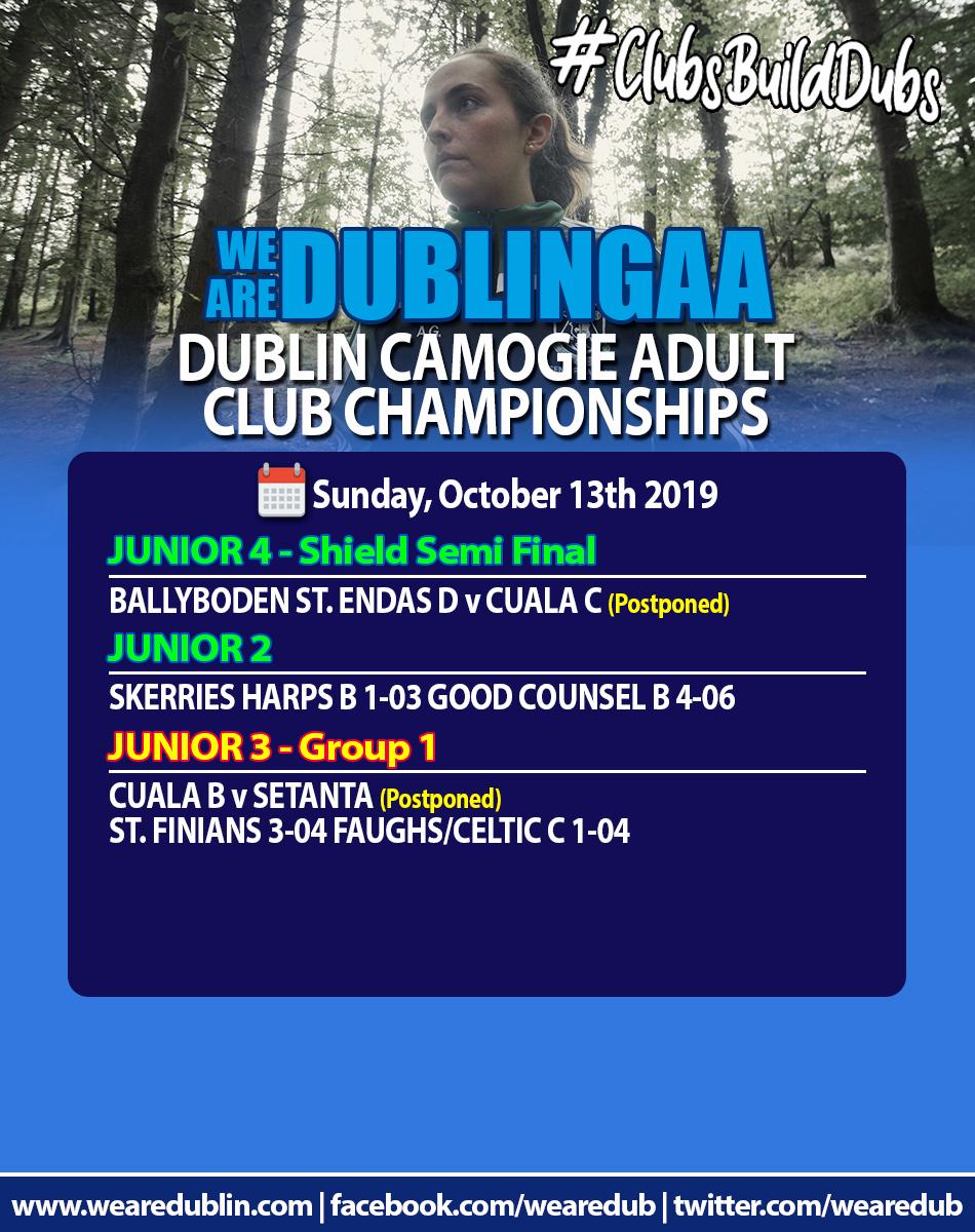 Junior Camogie Championships