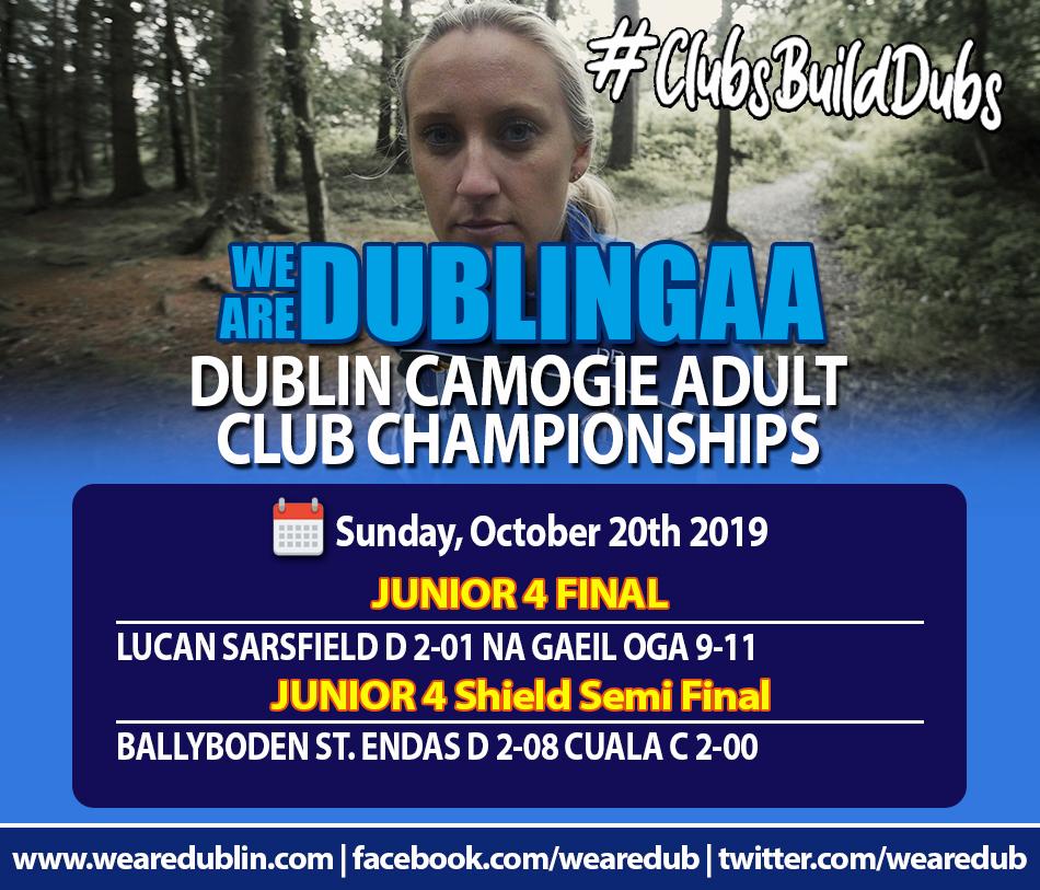 Adult Club Championships - Junior 4