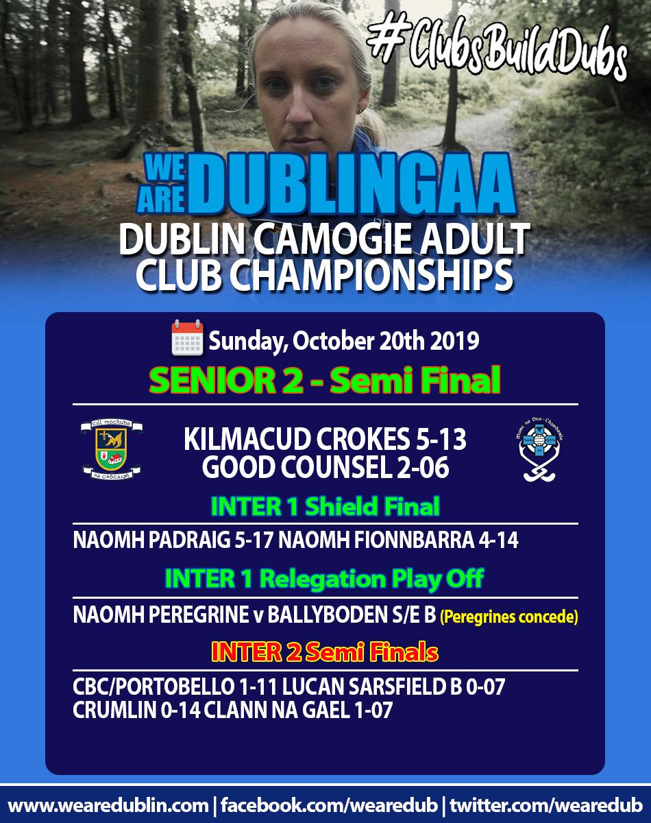 Senior 2 - Adult Club Championships
