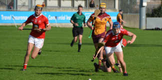 Senior A Hurling Semi Final - Craobh Chiarain v St. Brigids
