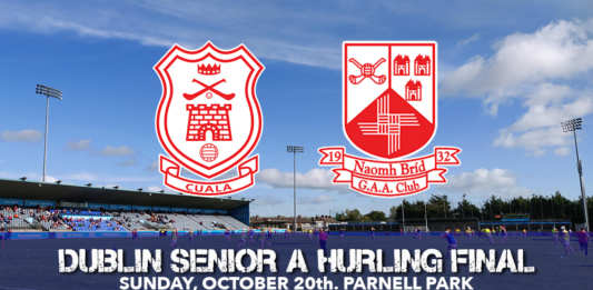 Dublin Senior A Hurling Final - Live Updates