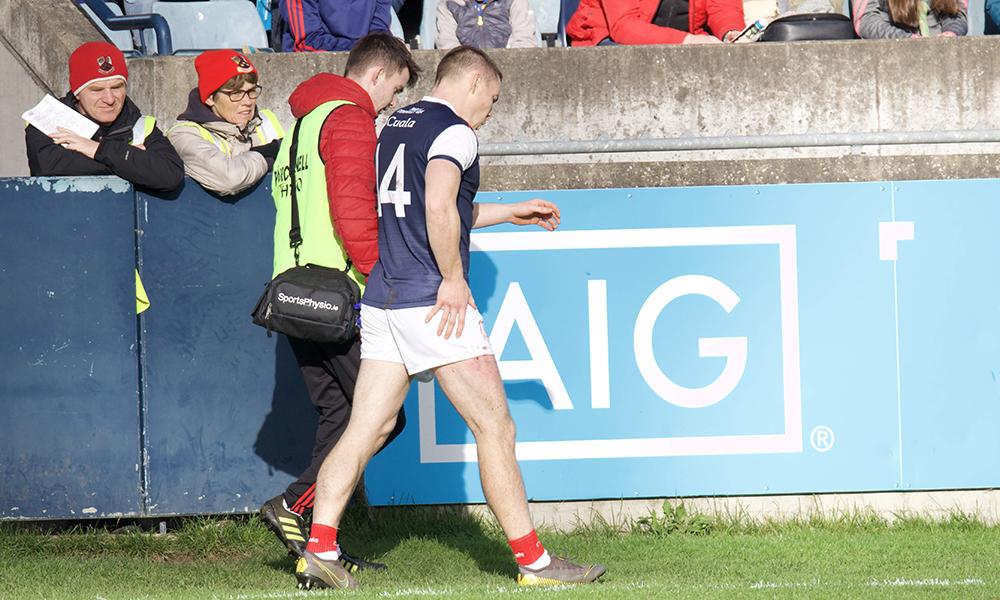 Sean Moran - Con O'Callaghan