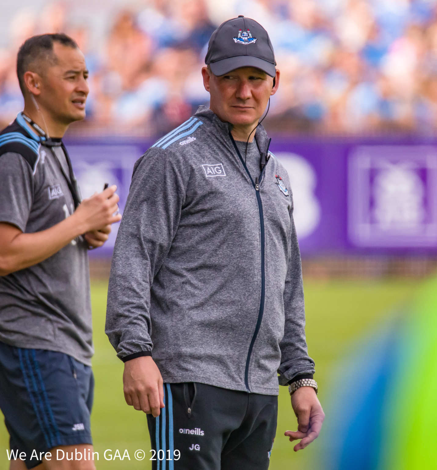 Dublin manager Jim Gavin, amid speculation on his future Jack McCaffrey insist Gavin hasn't indicated to the players that he won't be around next season