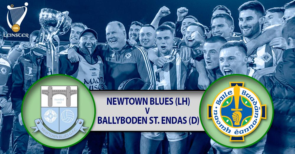 Ballyboden St. Endas - Leinster Senior Football Championship