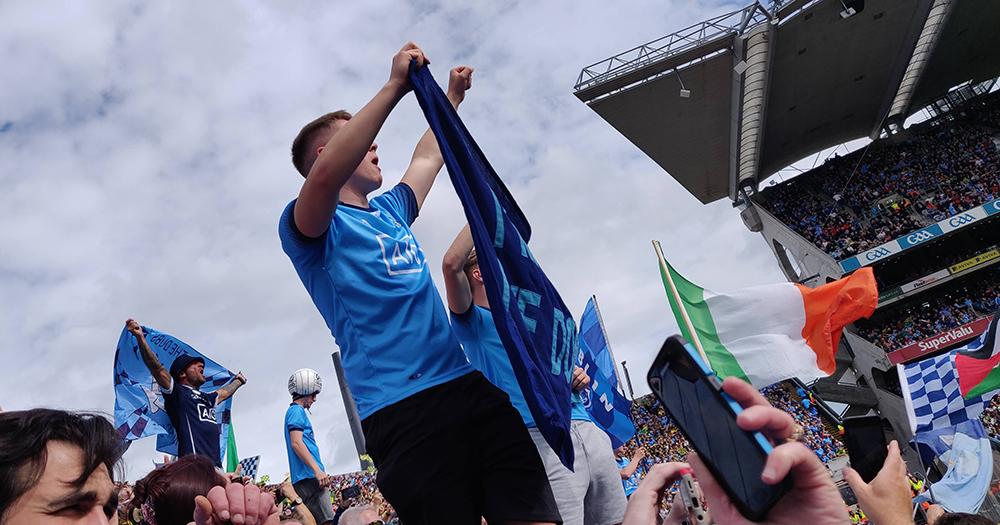 Michael Seavers - Dublin County Chairperson