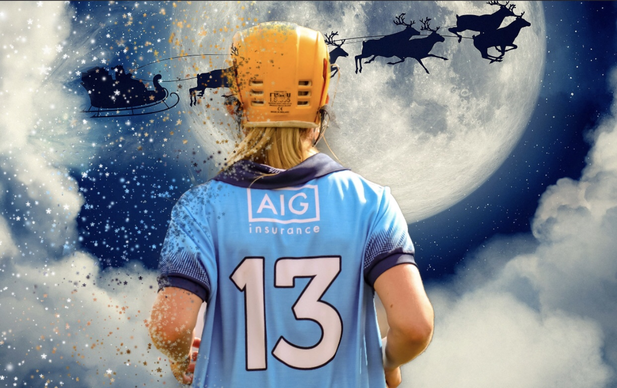A Christmas science with the Dublin Intermediate Camogie Player with number 13 on her back, the Dublin Intermediates 2020 National League campaign begins with an away trip to face Tipperary