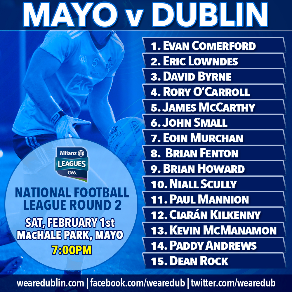 Dessie Farrell - Dublin v Mayo