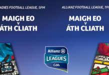 Allianz League - Dublin v Mayo