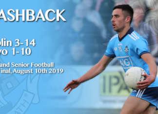 Dublin v Mayo 2019 - Flashback