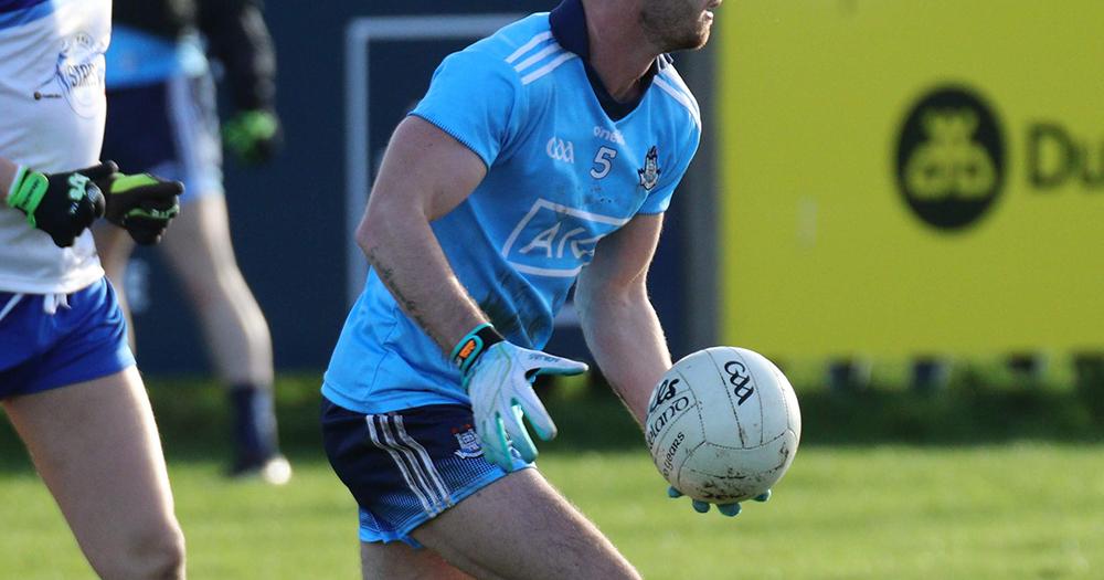 O'Byrne Cup - Dublin v Longford