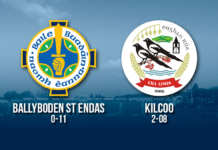 Ballyboden v Kilcoo - All Ireland Semi Final