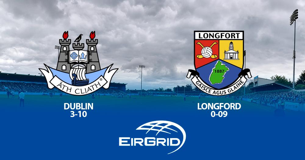Leinster Championship - Dublin v Longford